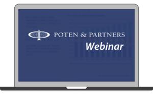 Poten & Partners Webinar